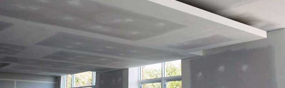 Sagging ceilings Gyprock repair