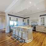 Coffered Ceiling Design for Kitchen