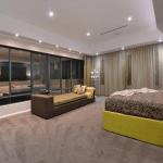 False or Dropped Ceiling Design for Bedroom