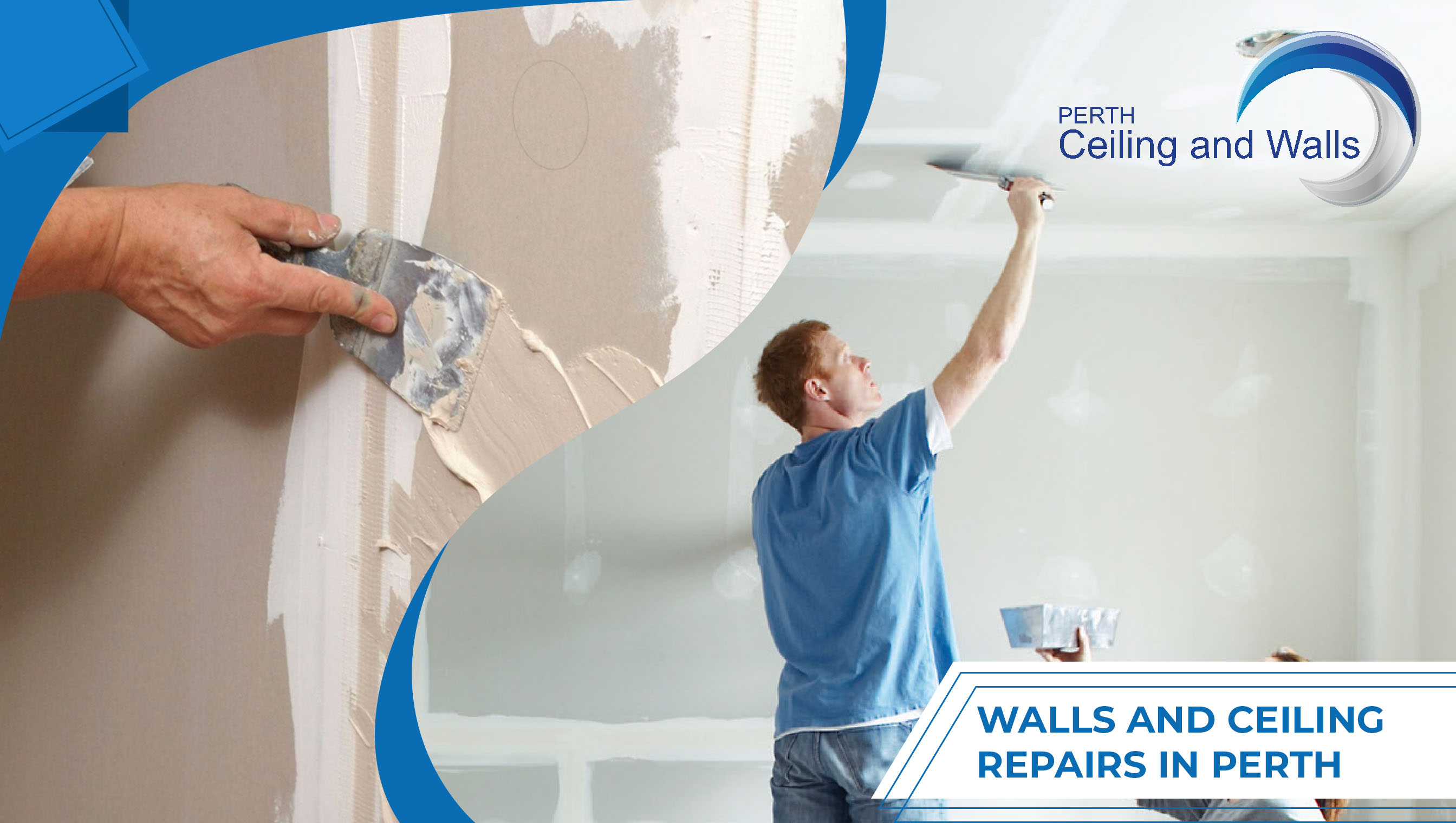 walls and ceiling repairs perth