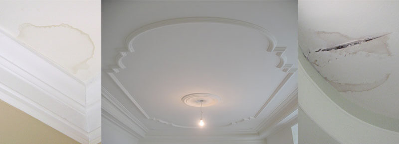 water damage ceiling - ceiling repairs Perth - ceiling installer perth - ceiling companies perth