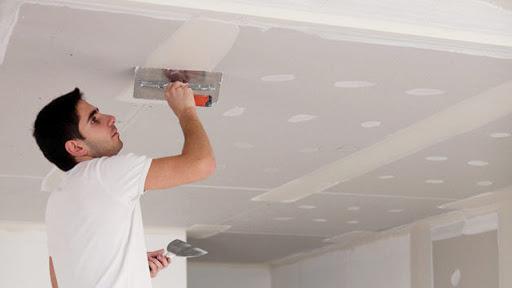 plaster ceiling repair - repair plaster ceiling - plaster repair